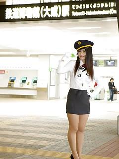Chinese Uniform Porn Pics
